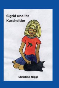 Sigrid und ihr Kuscheltier