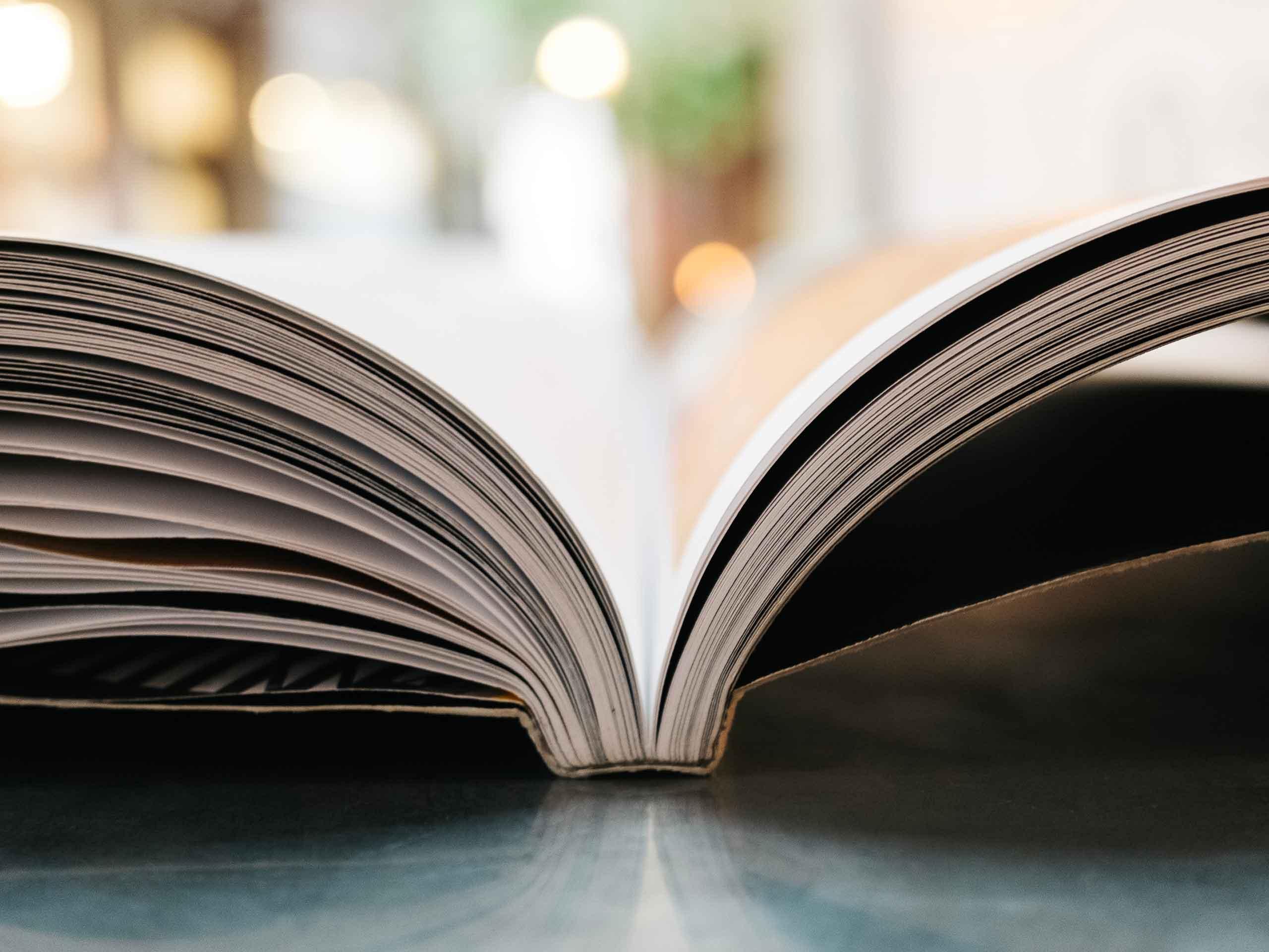 Ein Buch veröffentlichen